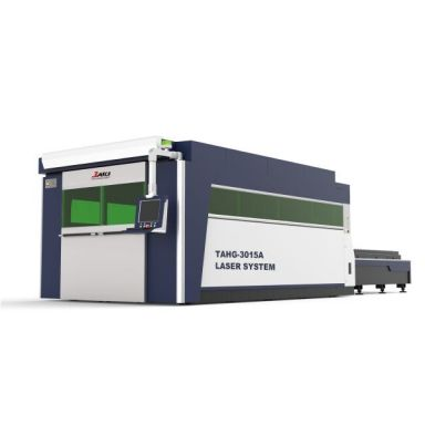 Fiber Laser Sheet Cutting