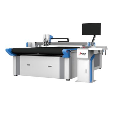 Multifunctional flat bed cutting